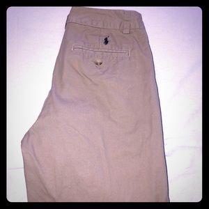Polo Ralph Lauren Boys Size 10, 5 pocket khakis